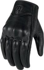 Icon Pursuit Glove Schwarz Größe L