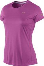 Nike Miler Damen Laufshirt rosa