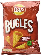 Lay's BUGLES Paprika-Style (100 g)