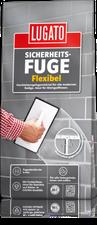 Lugato Sicherheitsfuge Flexibel 1 kg rehbraun