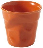 Revol Espresso Knickbecher clementine