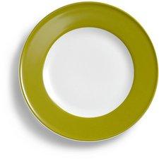 Dibbern Solid Color oliv Speiseteller 26 cm