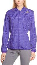 Adidas Frauen SMT Jacke lila