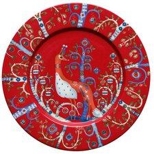 iittala Taika rot Teller 22 cm