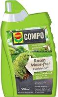 Compo Bio Rasen Moos frei Herbistop 500 ml