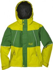 Jack Wolfskin Boys Emerald Jacket Ivy Green