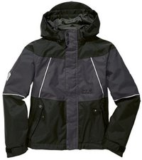 Jack Wolfskin Boys Emerald Jacket Dark Steel