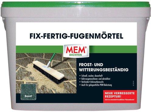 MEM Fix-Fertig-Fugenmörtel 25 kg