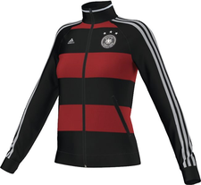 Adidas Frauen DFB Trainingsjacke Away WM 2014