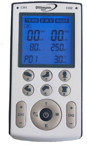 Dittmann Tens-EMS-Massagegerät TEN 250