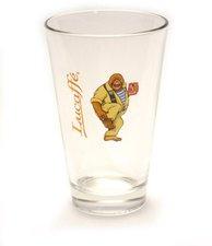 Lucaffé Latte Macchiato Glas