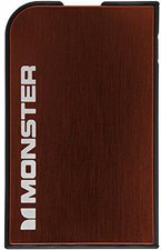 Monster PowerCard Cherry Red
