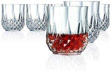 Cristal d'Arques Whiskybecher Longchamp 32 cl
