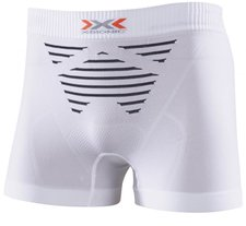 X-Bionic Invent Light Boxer Short Men white / black
