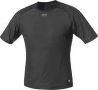 Gore Base Layer Windstopper Men Shirt black