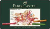 Faber-Castell Polychromos Künstler-Pastellkreiden 60er Etui