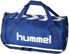 Hummel Stay Authentic Sports Bag L true blue/white