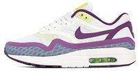 Nike Wmns Air Max 1 Breathe white/bright grape/venom green/violet shade