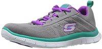 Skechers Flex AppealSweet Spot Women's charcoal/purple