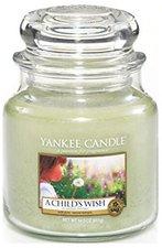 Yankee Candle A Child's Wish Medium Jar Candle