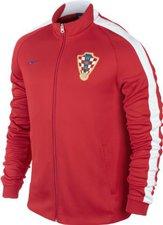 Nike Kroatien Trainingsjacke WM 2014