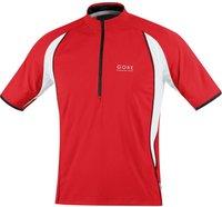 Gore Air Zip Shirt Red