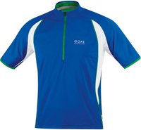 Gore Air Zip Shirt Splash Blue