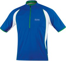 Gore Air Zip Shirt Splash Blue