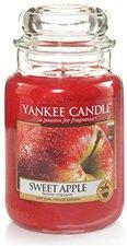 Yankee Candle Sweet Apple Large Jar Candle
