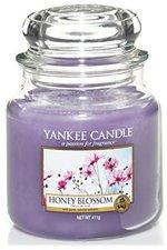 Yankee Candle Honey Blossom Medium Jar Candle (411g)