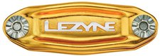 Lezyne Stainless 4 gold