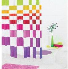 Ridder Matrix Duschvorhang Folie (180 x 200 cm)