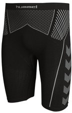 Hummel Hero Baselayer Shorts Men black / dark grey