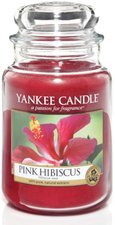 Yankee Candle Pink Hibiscus Large Jar Candle