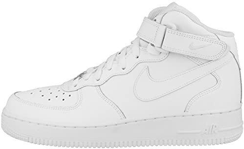 Nike Air Force 1 Mid '06 GS white/white