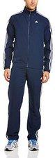 Adidas Männer Essentials 3-Stripes Woven Trainingsanzug collegiate navy/white