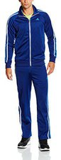 Adidas Männer Essentials 3S PES Tracksuit night blue/white
