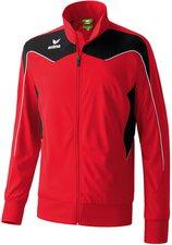 Erima Herren Shooter Trainingsjacke rot/schwarz/weiß