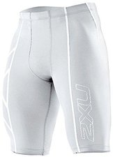 2XU Men's Compression Shorts white