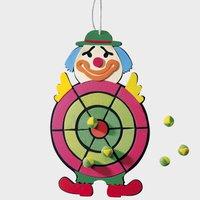 Walzkidzz Klettwurfspiel Clown