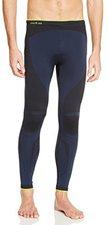 Odlo Pants Long Evolution Warm Greentec Men navy / black