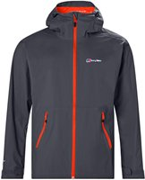 Berghaus Limited Men's Stormcloud Waterproof Jacket Carbon