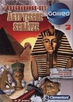 Clementoni Galileo - Ausgrabungs-Set Ägyptische Schätze