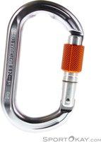 Mammut Micro Oval screw gate