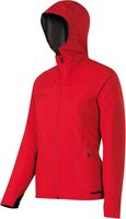 Mammut Ultimate Light Hoody Women Poppy