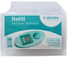 Bayrol Nachfüllpackung für Elektronischen Pooltester