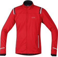 Gore Mythos 2.0 Windstopper Soft Shell Jacke red