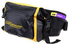 OverBoard Waterproof Waist Pack 3L yellow
