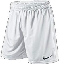 Nike Park Knit Shorts Junior white