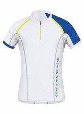 Gore X-Run Ultra Shirt (white/blue)